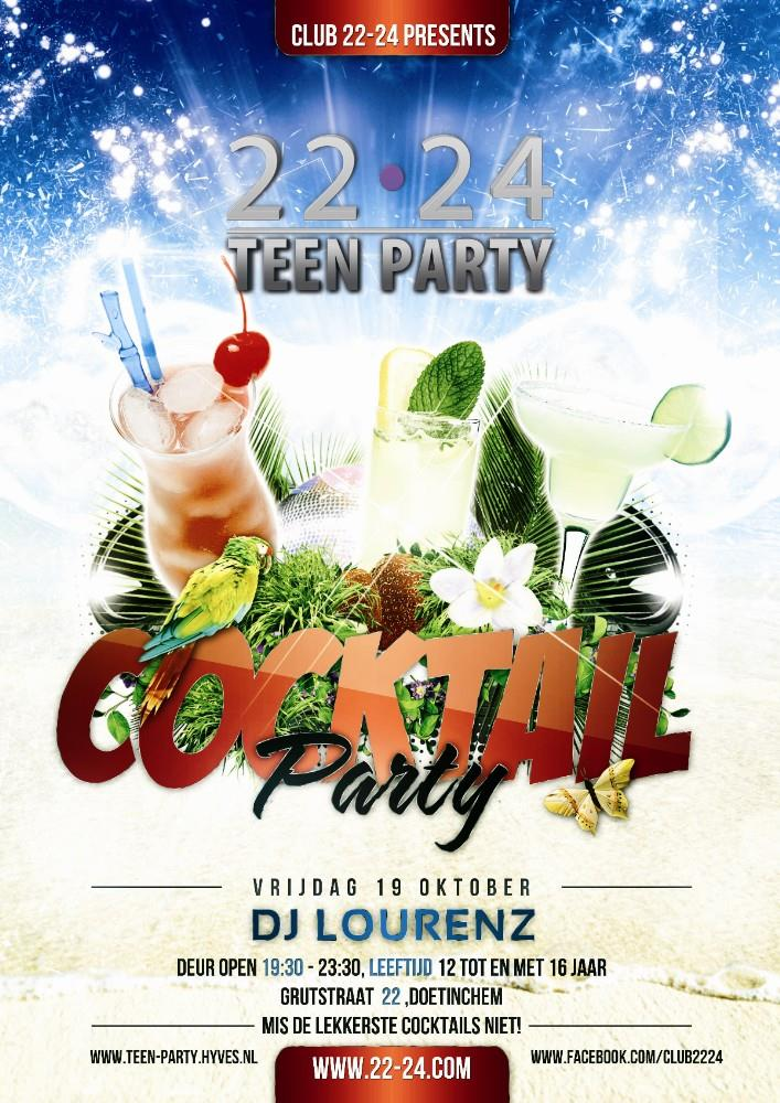 Party Global Teen 89