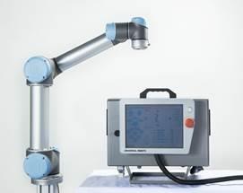 Robotarm UR5 De Kat Tooling & Moulding BV