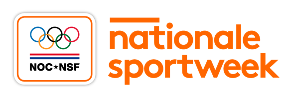 Logo Nationale Sportweek 2019