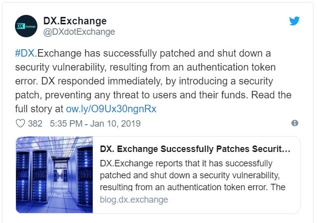 DX Echange