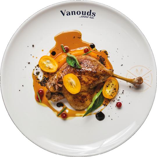 Werken bij Vanouds - Culinair