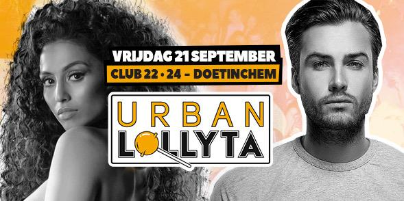 Urban Lollyta featuring Dave Roelvink