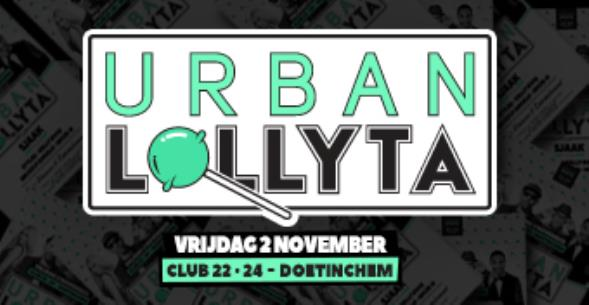 Urban Lollyta featuring SJAAK