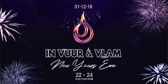 In vuur en vlam 'New Years Eve'