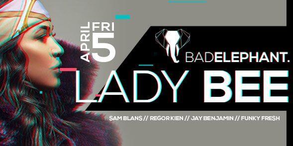 Bad Elephant X Lady Bee