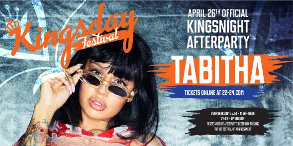 Kingsnight Festival Afterparty X Tabitha