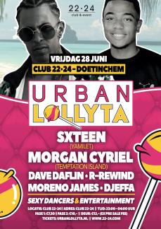 Urban Lollyta X Sxteen & Morgan Cyriel