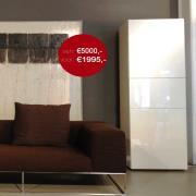 Wandkast Modern, Porro