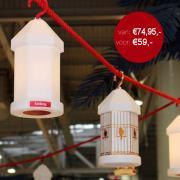 Hang/Tafellamp Lampie-on, Fatboy