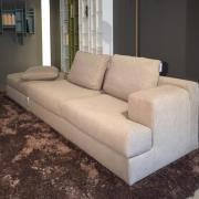 bank met pouffe MILOE, Cassina